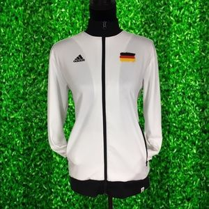 Men's Small Adidas World Cup Brazil Track Jacket